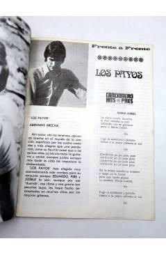 Muestra 2 de CANCIONERO HITS PRES. LOS PAYOS (Los Payos) Presidente 1969