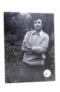 Contracubierta de CANCIONERO HITS PRES. PERET (Peret) Presidente 1969