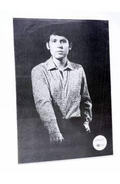 Contracubierta de BIOGRAFÍA. RAPHAEL. LA VOZ (Raphael) Presidente 1970