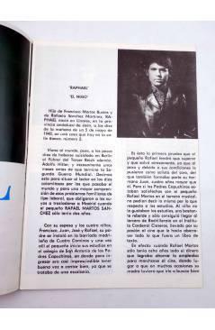 Muestra 2 de BIOGRAFÍA. RAPHAEL. LA VOZ (Raphael) Presidente 1970