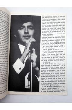 Muestra 2 de BIOGRAFÍA. JOAN MANUEL SERRAT (Joan Manuel Serrat) Presidente 1970