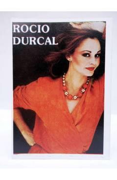 Cubierta de CROMO SUPER MUSICAL 156. ROCÍO DURCAL (Rocío Durcal) Eyder Circa 1980