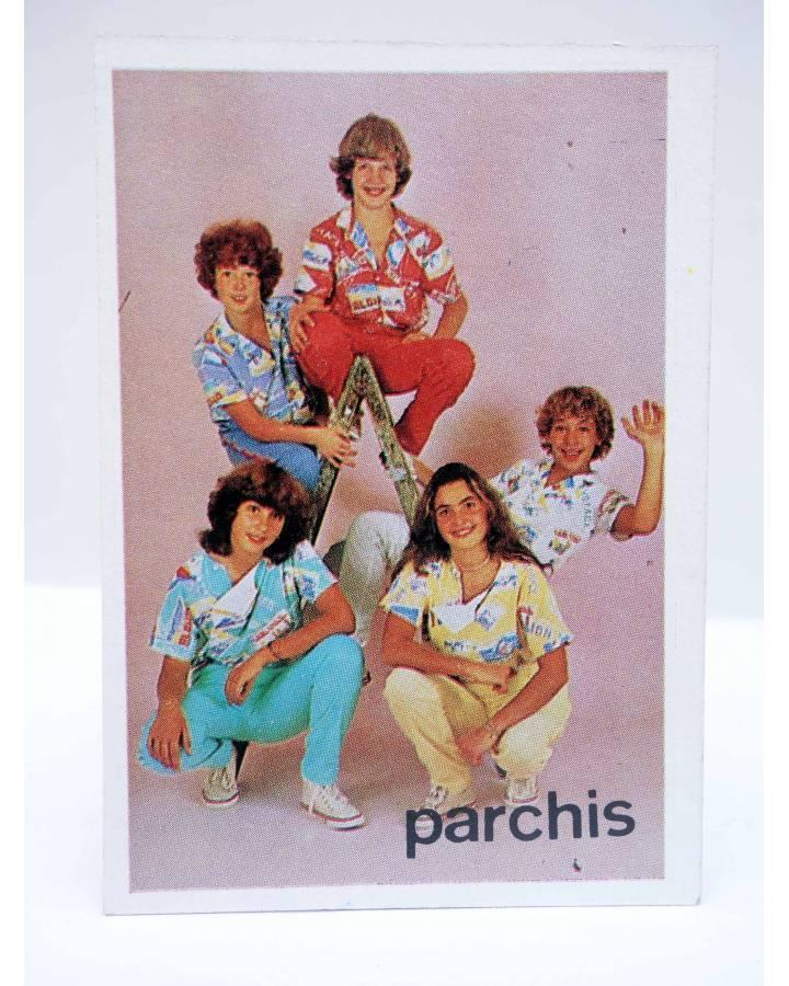 Cubierta de CROMO SUPER MUSICAL 167. PARCHIS (Parchis) Eyder Circa 1980