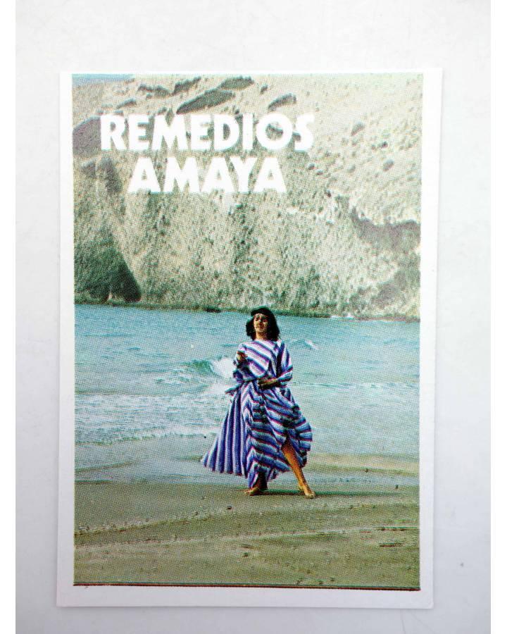 Cubierta de CROMO SUPER MUSICAL 174. REMEDIOS ANAYA (Remedios Anaya) Eyder Circa 1980