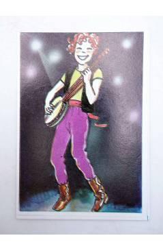 Cubierta de CROMO SUPER MUSICAL 182. BANJO. Eyder Circa 1980
