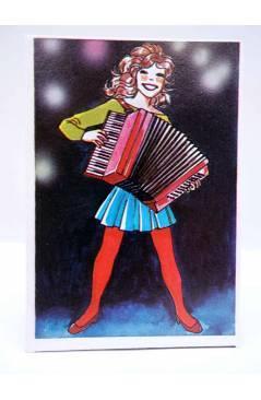 Cubierta de CROMO SUPER MUSICAL 188. ARCORDEÓN. Eyder Circa 1980