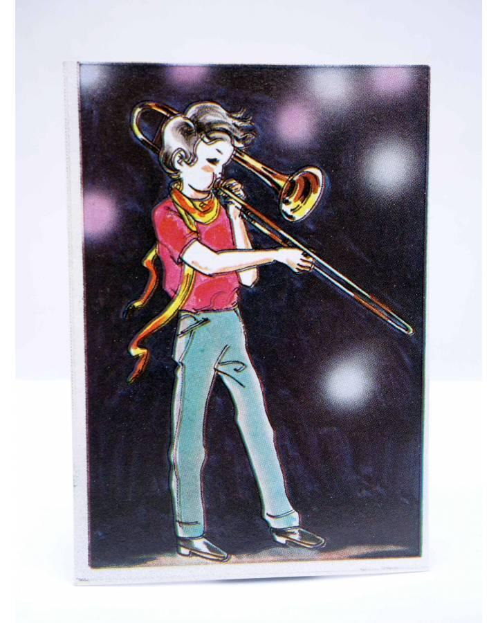 Cubierta de CROMO SUPER MUSICAL 197. ??. Eyder Circa 1980