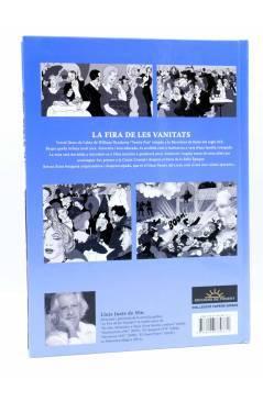 Contracubierta de PAPERS GRISOS. LA FIRA DE LES VANITATS. DE LA FEBRE DE L'OR A LA BOMBA DEL LICEU (Lluis Juste De Nin)
