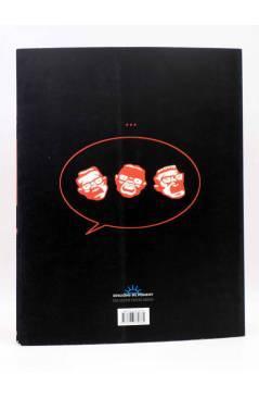 Contracubierta de PAPERS GRISOS. OJOS QUE VEN (Keko) De Ponent 2012