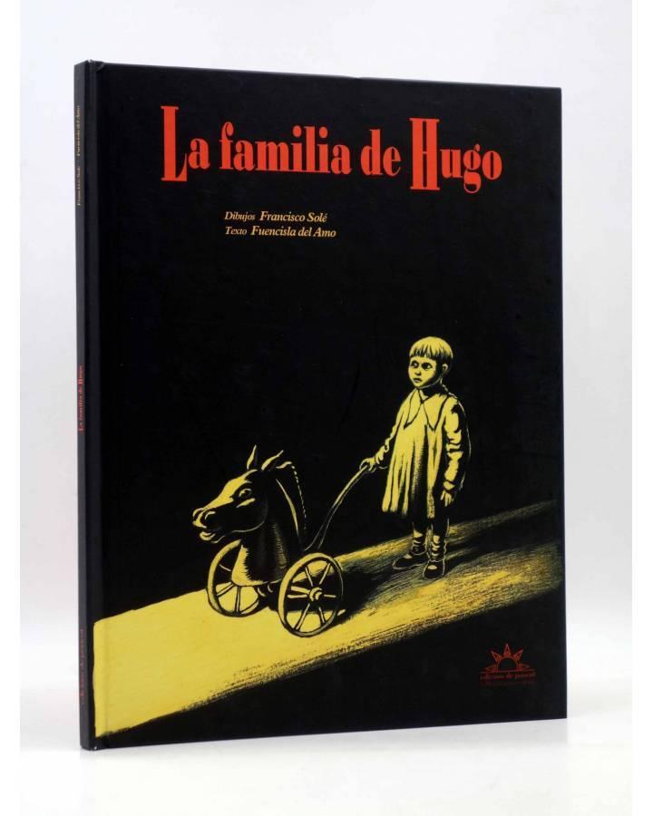 Cubierta de PAPERS GRISOS. LA FAMILIA DE HUGO (Fco. Solé / Fuencisla Del Amo) De Ponent 2013