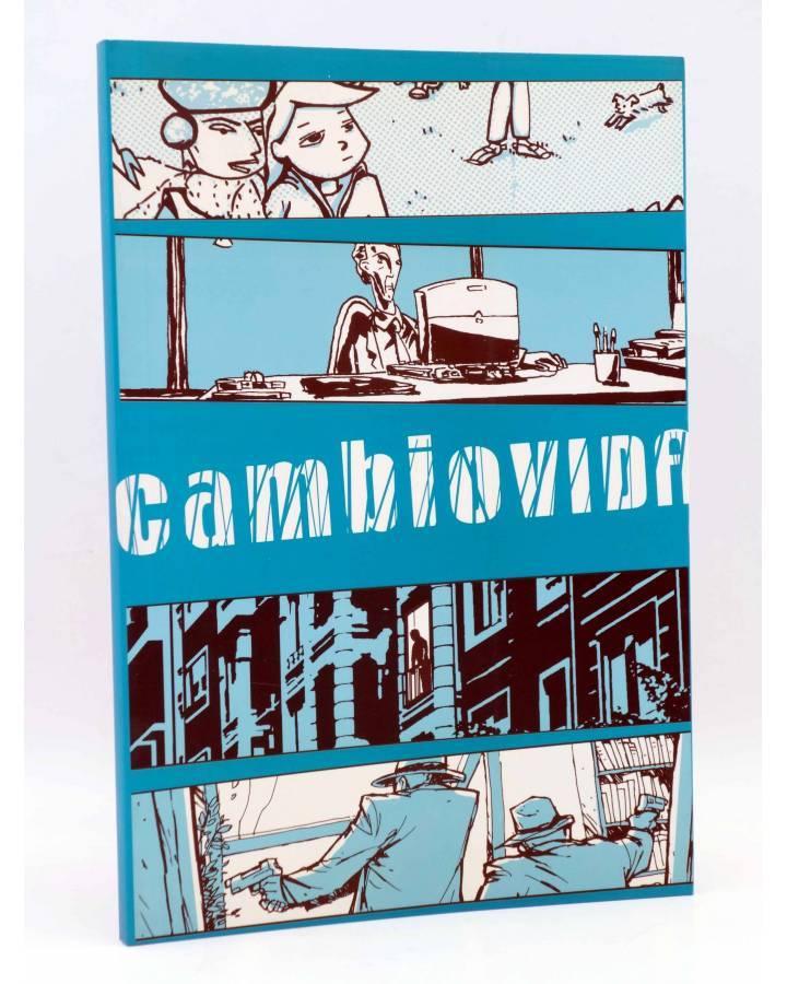 Cubierta de SOLYSOMBRA 3. CAMBIOVIDA (Heras / Sanz / Nacho / Vane) De Ponent 2000