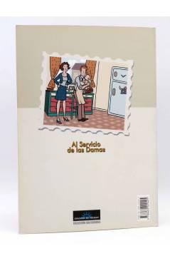 Contracubierta de SOLYSOMBRA 17. AL SERVICIO DE LAS DAMAS (Calo) De Ponent 2003