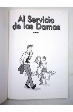 Muestra 1 de SOLYSOMBRA 17. AL SERVICIO DE LAS DAMAS (Calo) De Ponent 2003