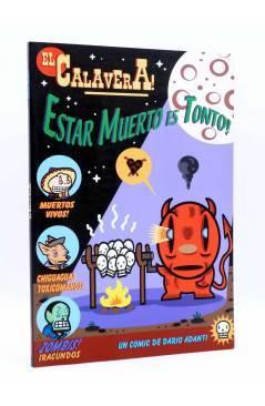 Cubierta de SOLYSOMBRA 26. EL CALAVERA. ¡ESTAR MUERTO ES TONTO! (Darío Adanti) De Ponent 2004