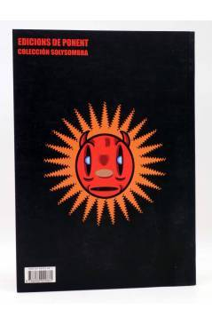 Contracubierta de SOLYSOMBRA 26. EL CALAVERA. ¡ESTAR MUERTO ES TONTO! (Darío Adanti) De Ponent 2004