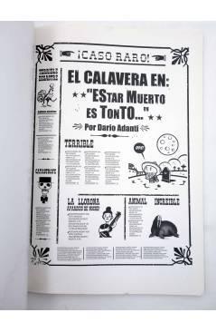 Muestra 1 de SOLYSOMBRA 26. EL CALAVERA. ¡ESTAR MUERTO ES TONTO! (Darío Adanti) De Ponent 2004