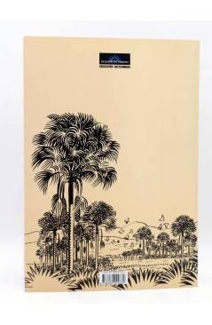 Contracubierta de SOLYSOMBRA 38. TIERRA DE HISTORIAS (Wellington Srbek / Flavio Colin) De Ponent 2006