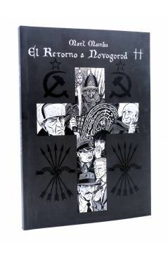 Cubierta de SOLYSOMBRA 57. RETORNO A NOVOGOROD II (Matz Mainka) De Ponent 2010