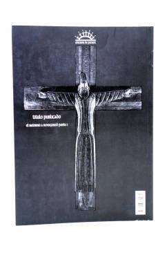 Contracubierta de SOLYSOMBRA 57. RETORNO A NOVOGOROD II (Matz Mainka) De Ponent 2010