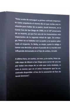 Muestra 1 de SOLYSOMBRA 68. THE CARTOONIST (Paco Hernández / Daniel Cardiel) De Ponent 2014