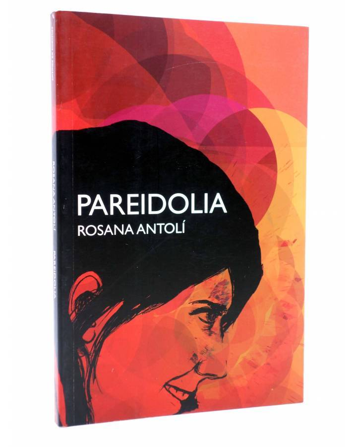 Cubierta de SOLYSOMBRA 69. PAREIDOLIA (Rosana Antolí) De Ponent 2014
