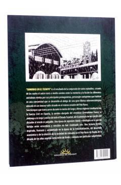 Contracubierta de SOLYSOMBRA 73. SOMBRAS EN EL TIEMPO (Javi Roa) De Ponent 2015