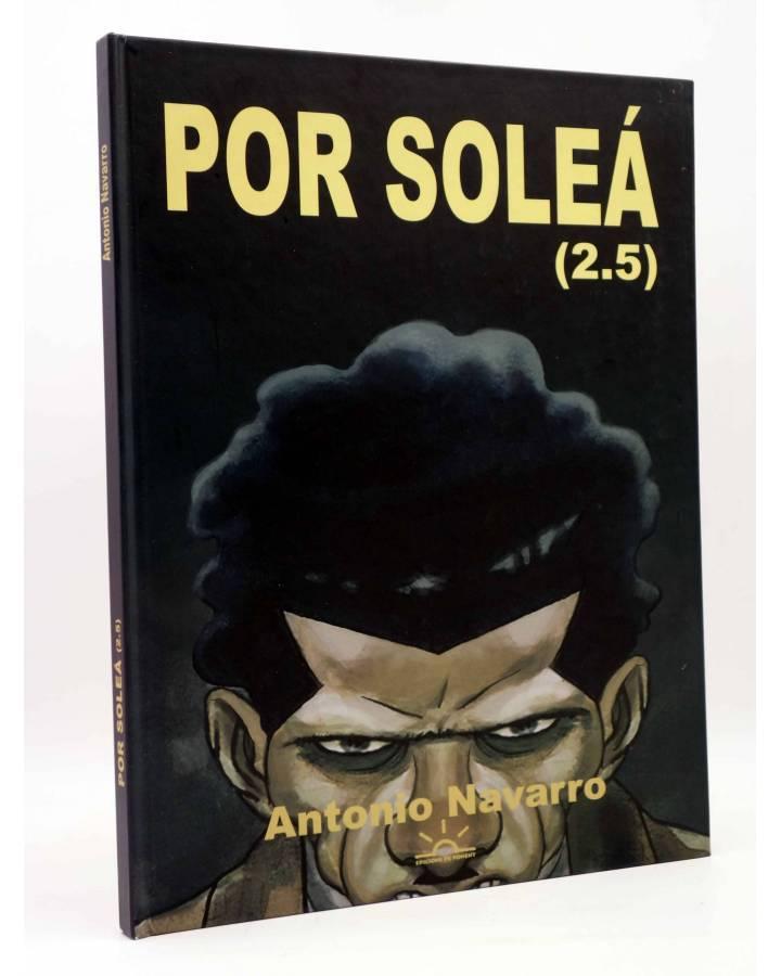 Cubierta de CREPÚSCULO 15. POR SOLEÁ 2.5 (Antonio Navarro) De Ponent 2008
