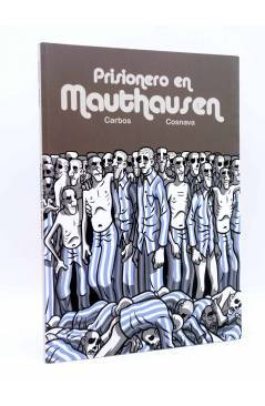 Cubierta de CREPÚSCULO 23. PRISIONERO EN MAUTHAUSEN (J. Cosnava / T. Carbos) De Ponent 2011