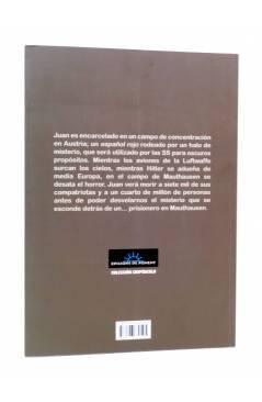 Contracubierta de CREPÚSCULO 23. PRISIONERO EN MAUTHAUSEN (J. Cosnava / T. Carbos) De Ponent 2011