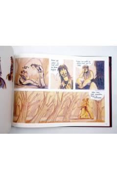 Muestra 3 de CREPÚSCULO 24. EL BRUJO (Carla Berrocal) De Ponent 2011