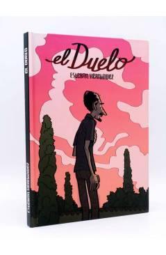 Cubierta de CREPÚSCULO 32. EL DUELO (Esteban Hernández) De Ponent 2012