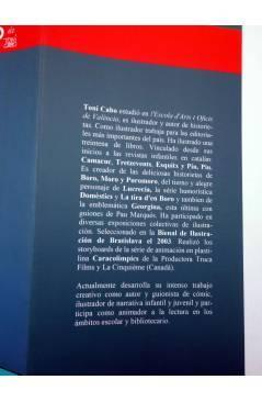 Muestra 1 de CREPÚSCULO 48. BORO MORO Y PUROMORO (Álvaro Pons / Toni Cabo) De Ponent 2014