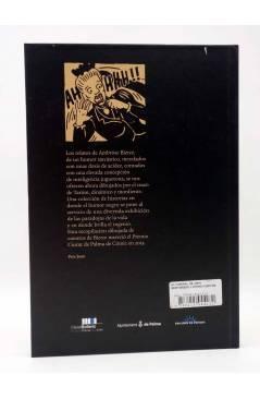 Contracubierta de CREPÚSCULO 50. EL FUNERAL DE JOHN MORTONSON (Ambrose Bierce / Tatúm) De Ponent 2014