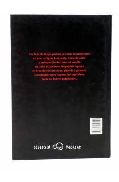 Contracubierta de MERCAT 3. MONOLOGO Y ALUCINACION DEL GIGANTE BLANCO (Max) De Ponent 2001