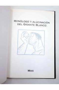 Muestra 1 de MERCAT 3. MONOLOGO Y ALUCINACION DEL GIGANTE BLANCO (Max) De Ponent 2001