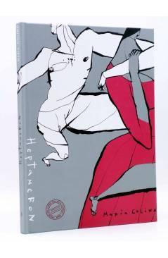 Cubierta de MERCAT 8. HEPTAMERON (María Colino) De Ponent 2005