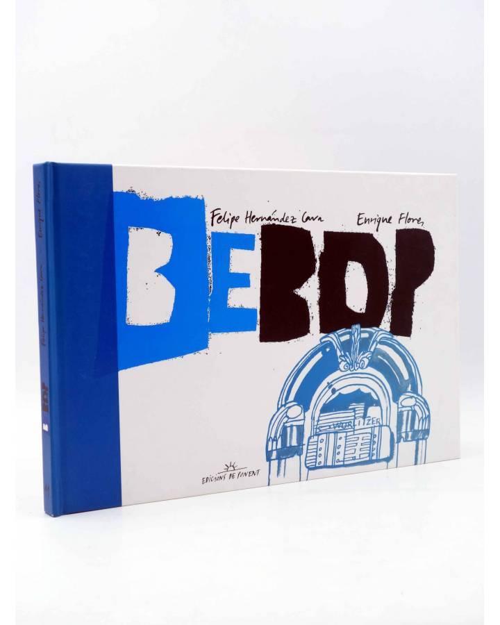 Cubierta de MERCAT 11. BEBOP BE BOP (Hernández Cava / Enrique Flores) De Ponent 2000