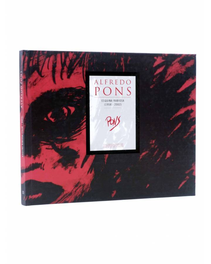 Cubierta de MERCAT 15. ESQUINA RABIOSA 1958-2002 (Alfredo Pons) De Ponent 2003