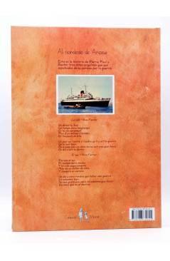 Contracubierta de MERCAT 30. AL NORDESTE DE ARZEW (Alain Bonet / Paco Sales) De Ponent 2011