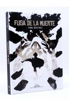 Cubierta de EL CUARTO OSCURO 5. FUGA DE LA MUERTE (Fidel Martínez) De Ponent 2016