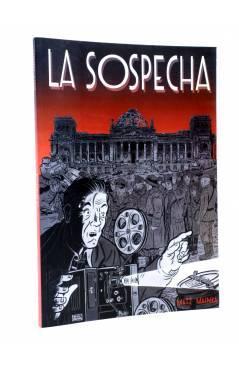 Cubierta de SOLYSOMBRA 20. LA SOSPECHA (Matz Mainka) De Ponent 2003