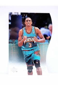 Cubierta de TRADING CARD BASKETBALL NBA TEAM MATES T55. SHAREEF ABDUR RAHIM. Upper Deck 1997