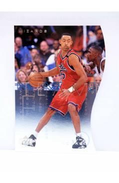 Cubierta de TRADING CARD BASKETBALL NBA TEAM MATES T57. JUWAN HOWARD. Upper Deck 1997
