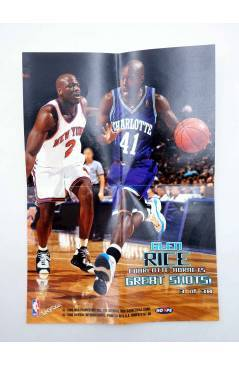 Muestra 1 de SKY BOX TRADING CARDS BASKETBALL NBA HOOPS GREAT SHOTS 1 A 30 SALVO 25. CASI COMPLETA. SkyBox 1998
