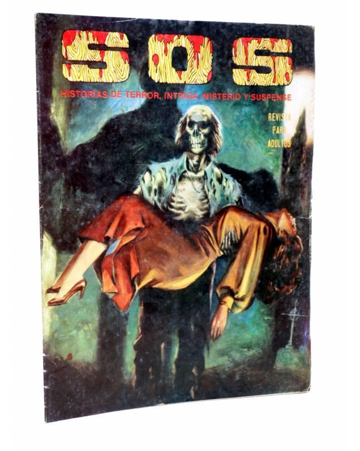 Cubierta de SOS REVISTA PARA ADULTOS. SEGUNDA ÉPOCA 52 (Vvaa) Valenciana 1983