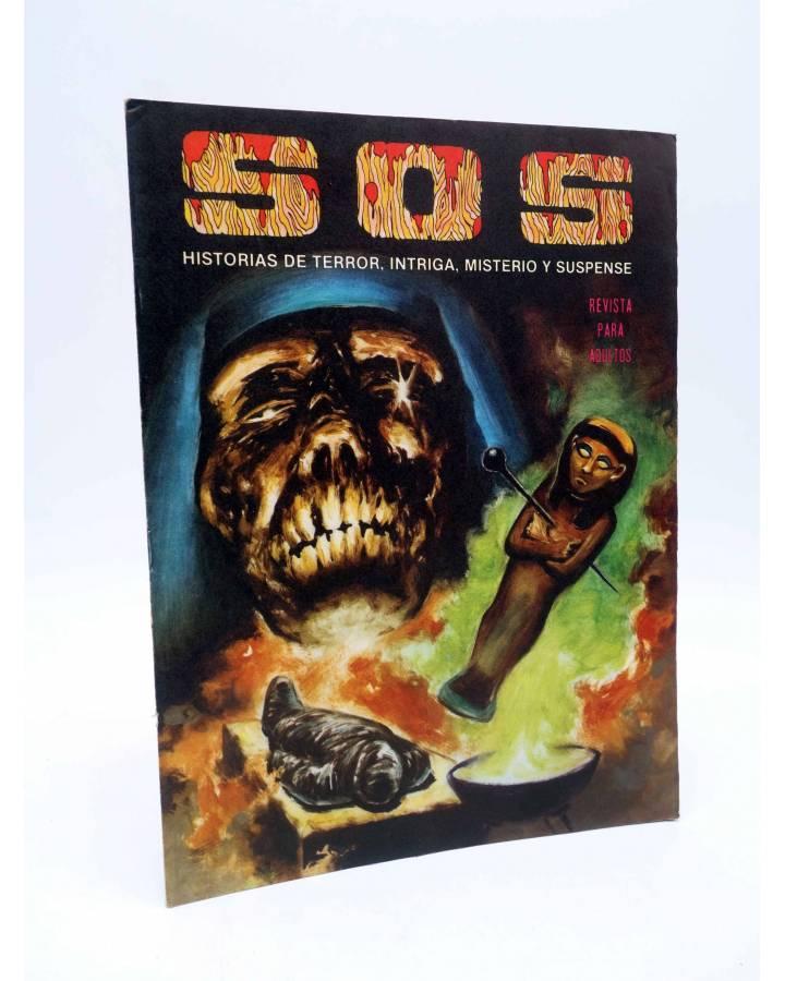Cubierta de SOS REVISTA PARA ADULTOS. SEGUNDA ÉPOCA 56 (Vvaa) Valenciana 1984