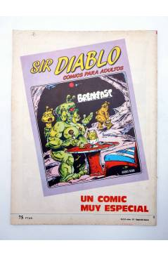 Muestra 1 de SOS REVISTA PARA ADULTOS. SEGUNDA ÉPOCA 56 (Vvaa) Valenciana 1984