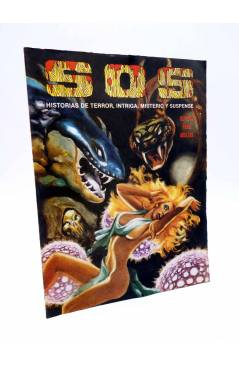 Cubierta de SOS REVISTA PARA ADULTOS. SEGUNDA ÉPOCA 58. ÚLTIMO Nº (Vvaa) Valenciana 1984