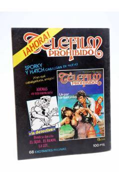 Muestra 1 de MONSTERS. RELATOS GRÁFICOS PARA ADULTOS 23. ZORA LA VAMPIRA / WALLESTEIN (Vvaa) Zinco 1983