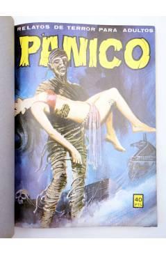 Muestra 1 de PANICO. RELATOS DE TERROR PARA ADULTOS. RETAPADO NºS 51 52 53 54 55 (Vvaa) Vilmar 1982